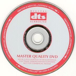 Demo DVDs