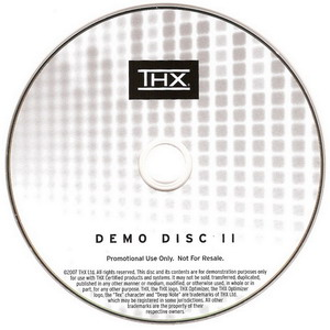 Thx Demo Dvd Ii