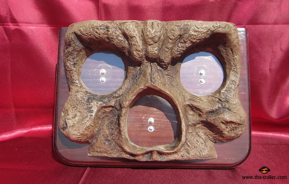 Custom indiana jones sankara stones for Leuchten replica