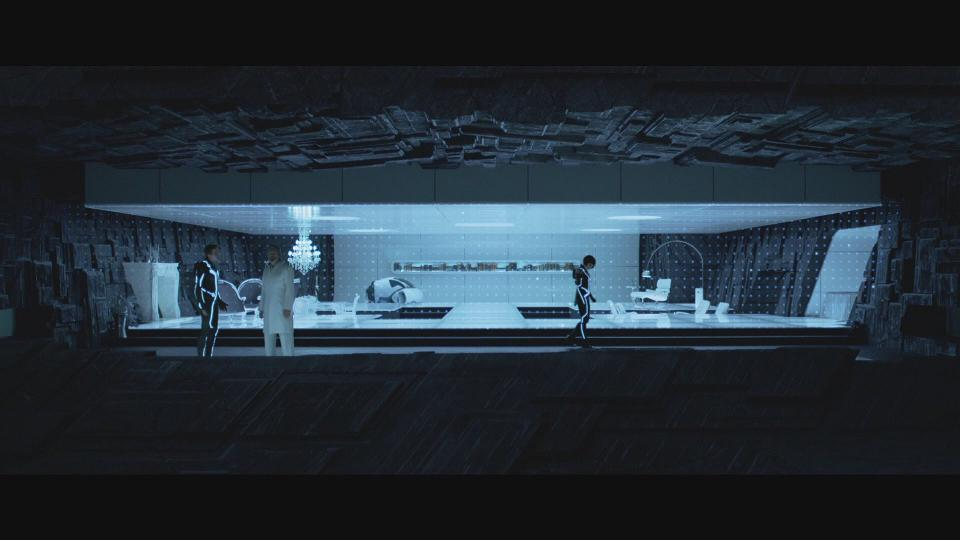 Imgs for tron legacy flynns house for Legacy house